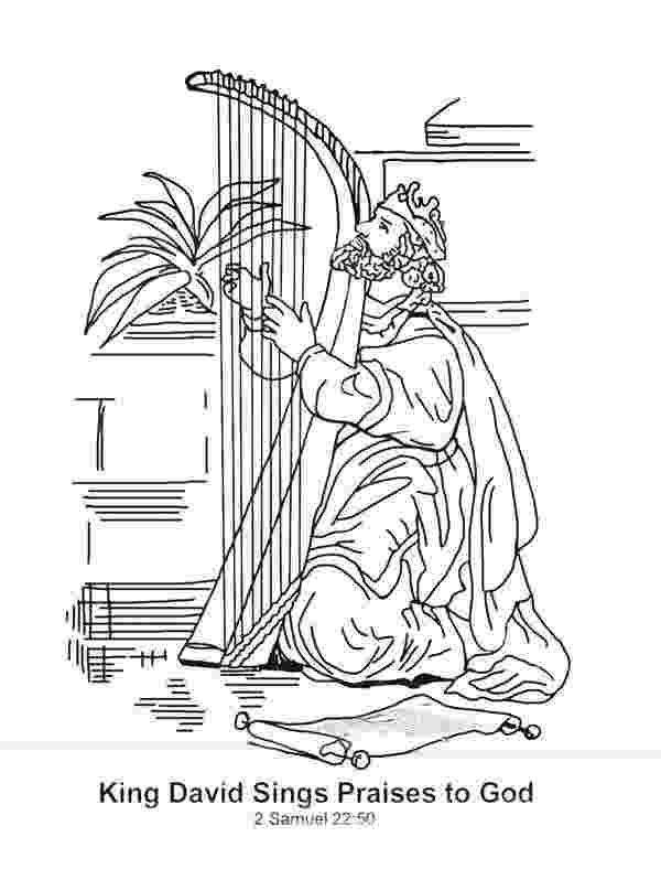 king david coloring sheet david is crowned king coloring page free printable sheet king coloring david