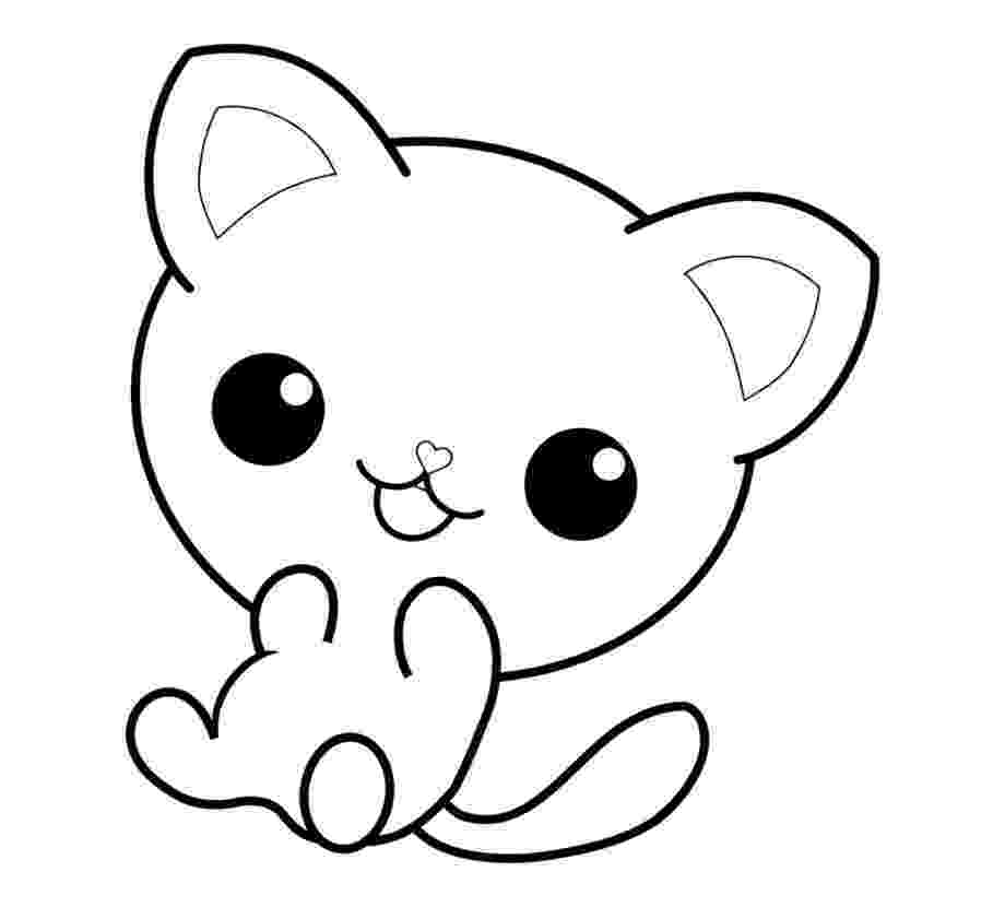 kitty cat coloring pages kittens coloring pages free coloring pages printables pages kitty cat coloring