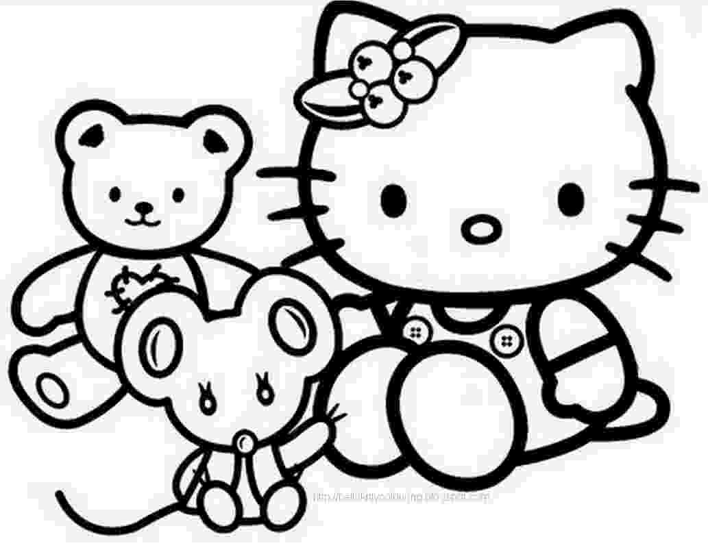 kitty pictures to print free printable cat coloring pages for kids pictures to kitty print