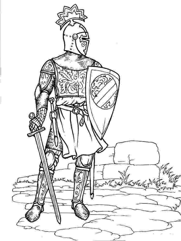 knight coloring pages knight coloring pages getcoloringpagescom knight coloring pages