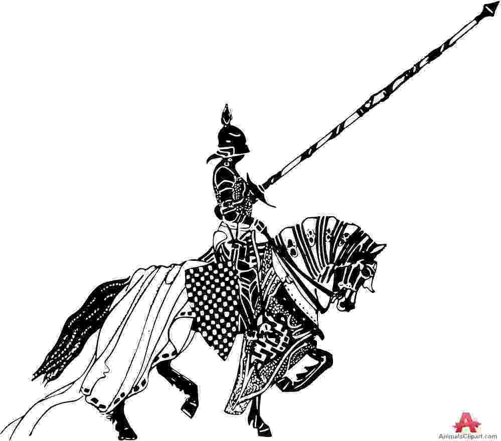 knight on horseback free knight clipart pictures clipartix knight on horseback