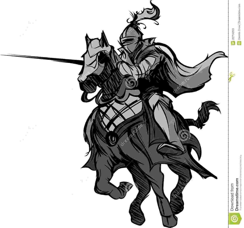 knight on horseback medieval clipart free download on webstockreview knight horseback on