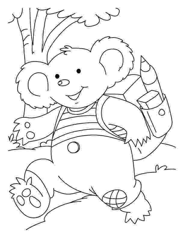 koala coloring pages 14 kids coloring pages koala print color craft koala coloring pages