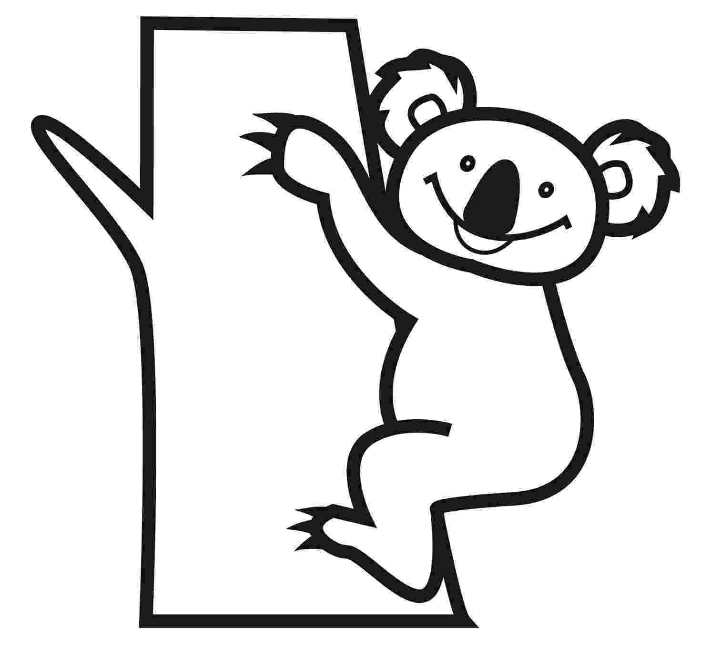 koala coloring pages free printable koala coloring pages for kids pages coloring koala