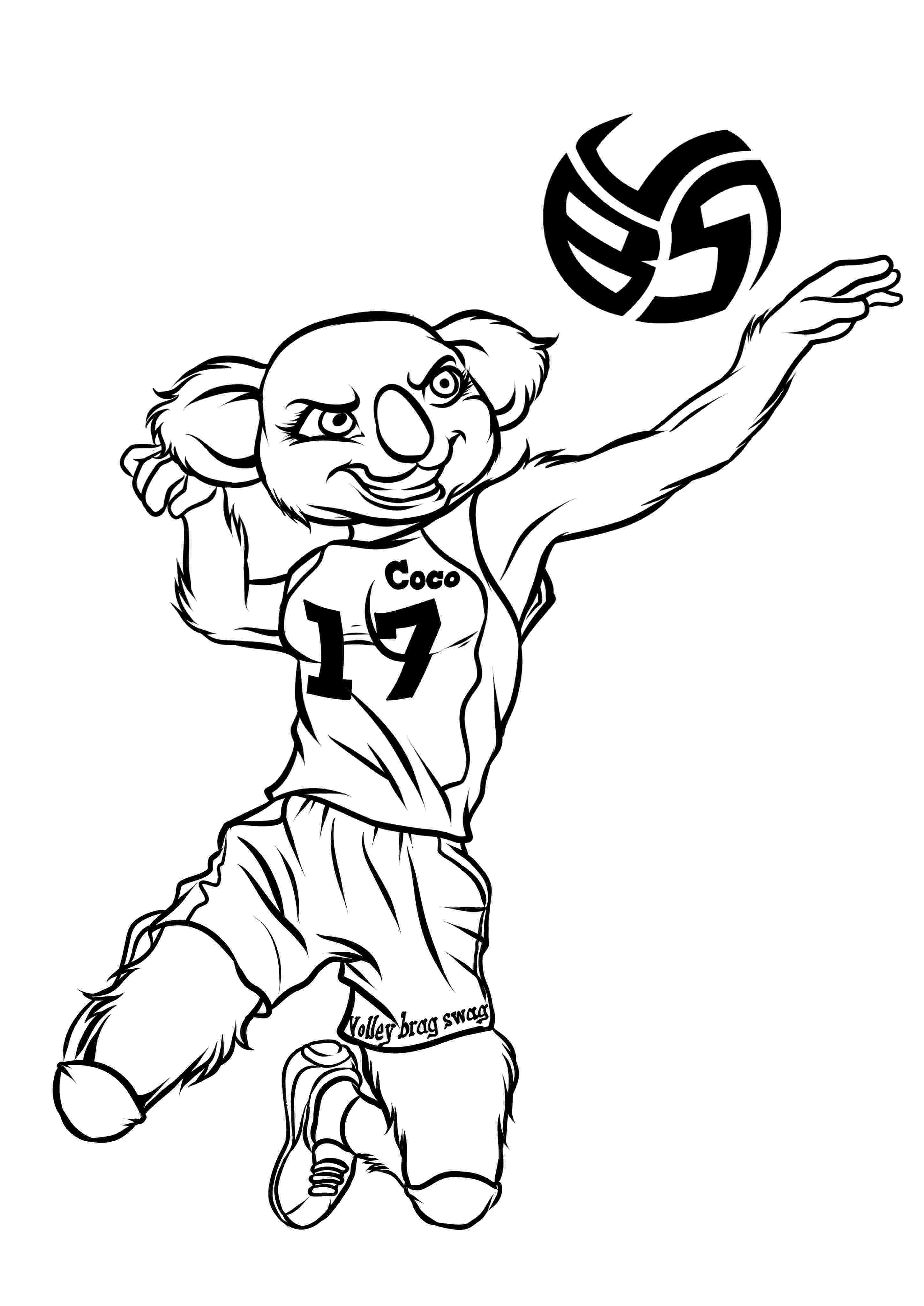 koala coloring pages koala coloring pages with volleybragswag opposite coco the coloring pages koala