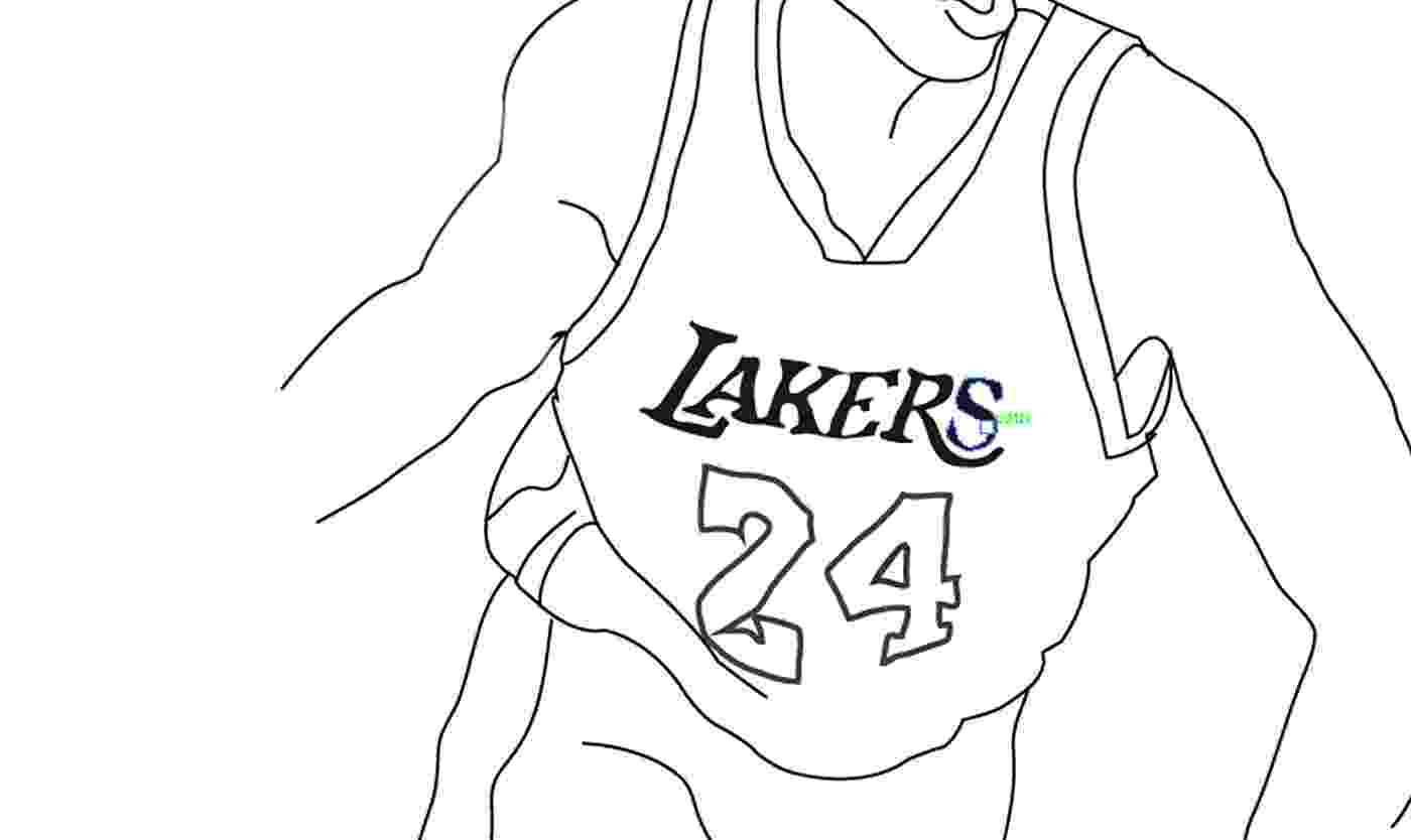 kobe bryant coloring pages dez bryant pages coloring pages kobe coloring bryant pages