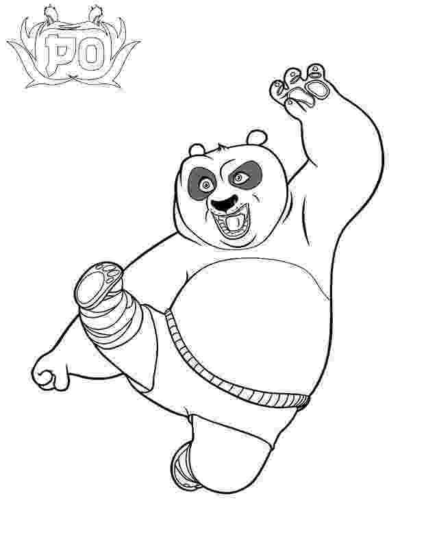 kung fu panda coloring page kung fu panda 1 coloring pages page coloring fu panda kung