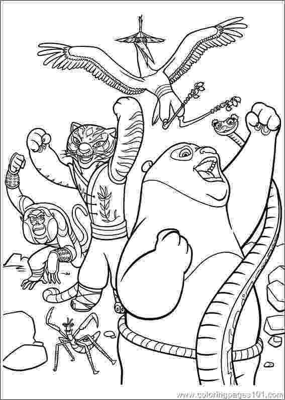 kung fu panda coloring page sarah39s super colouring pages kung fu panda colouring pages coloring kung fu panda page