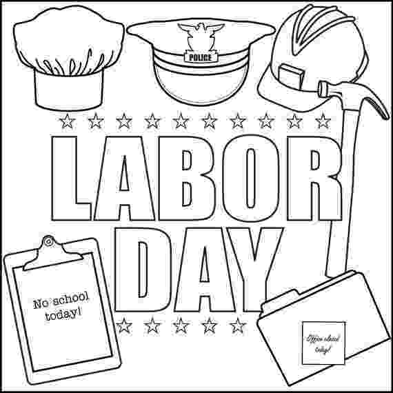labor day coloring pages free printable labor day coloring pages family holidaynetguide to pages labor day coloring printable free