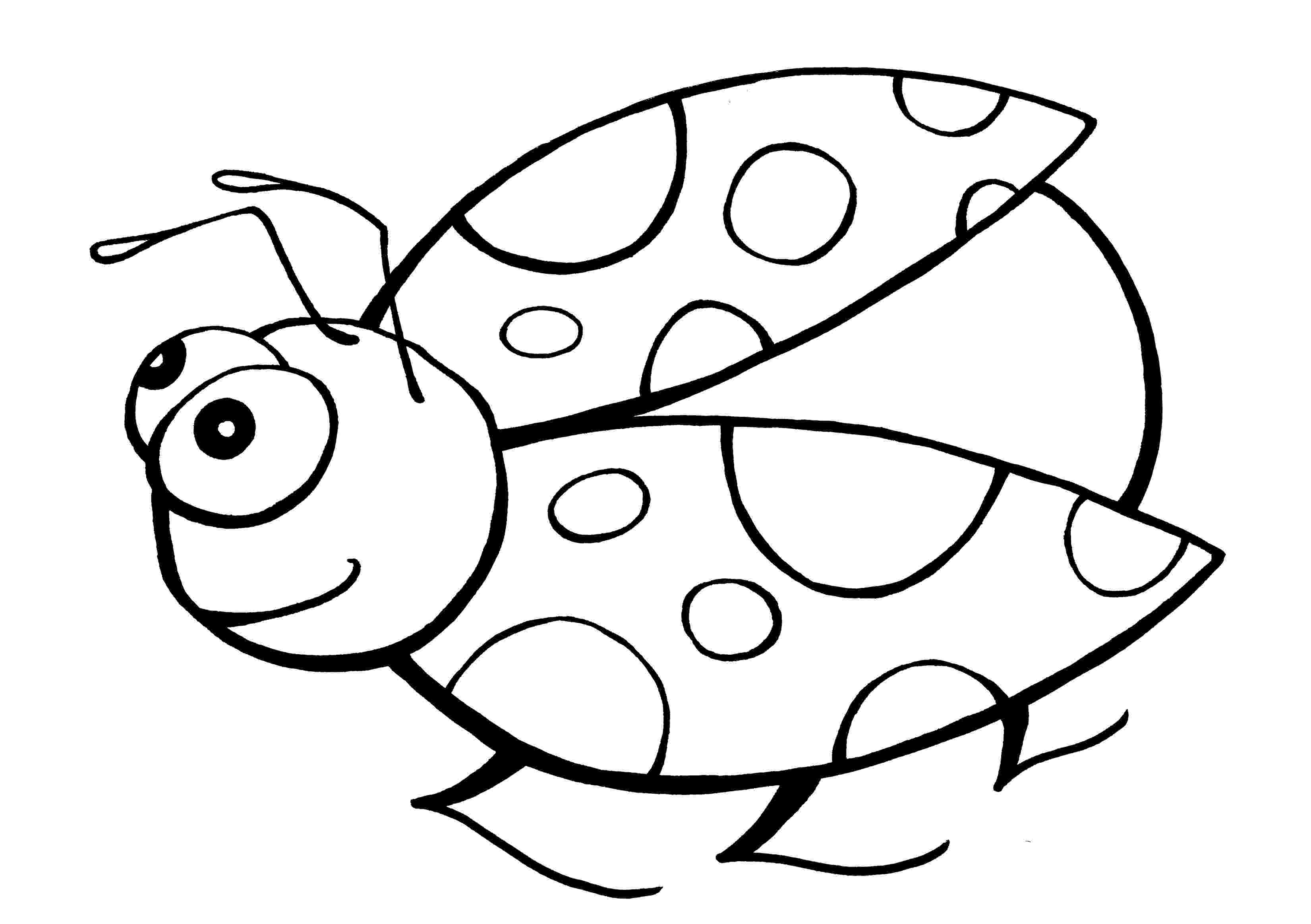 lady bug coloring page ladybug coloring pages to download and print for free bug coloring page lady