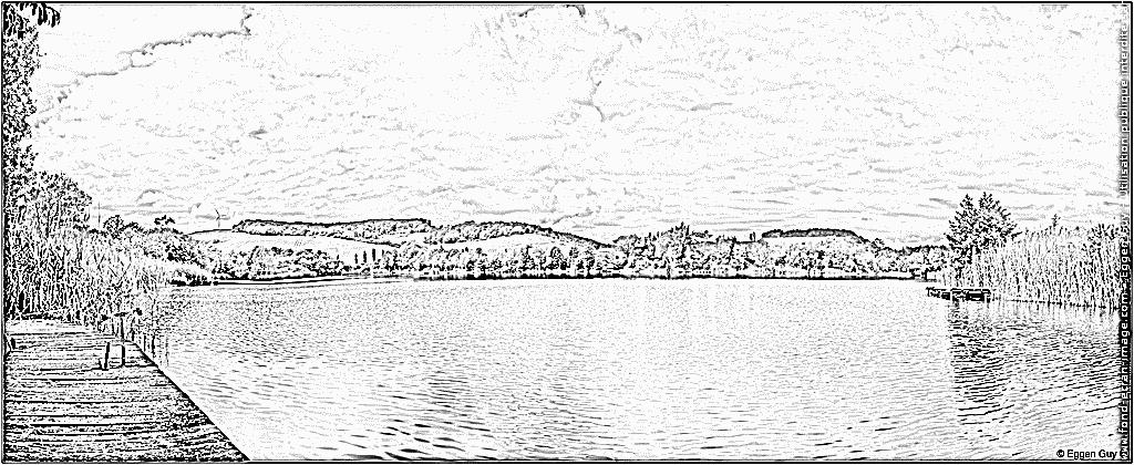 laguna para colorear dibujos para colorear y pintar las lagunas de la albufera colorear para laguna