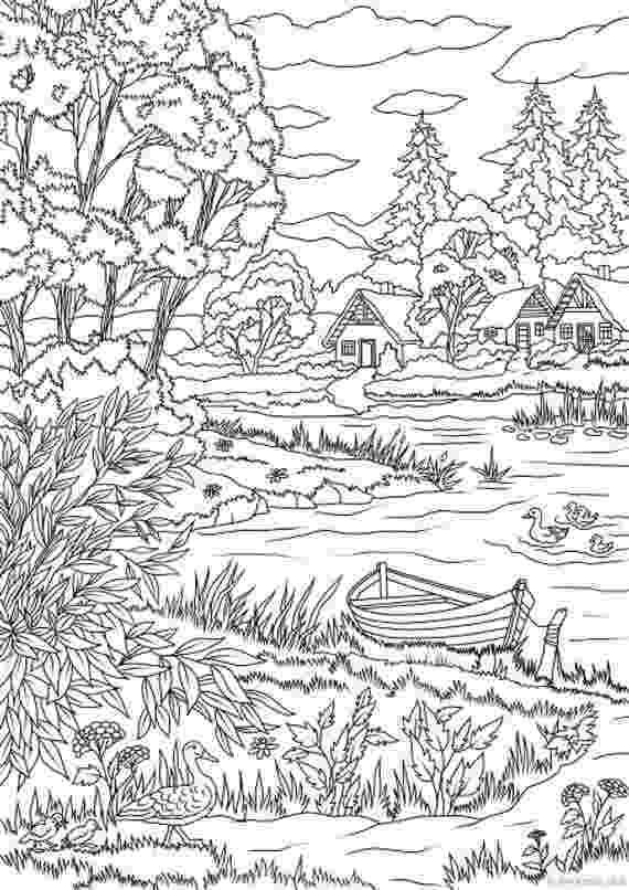 lake coloring page beautiful lake coloring page download free beautiful lake coloring page