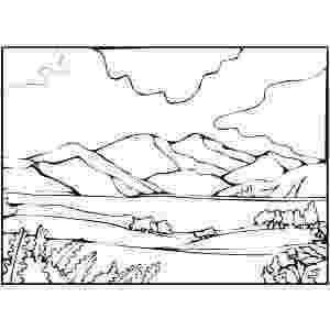 lake coloring page lake coloring sheet coloring for kids coloring sheets page coloring lake
