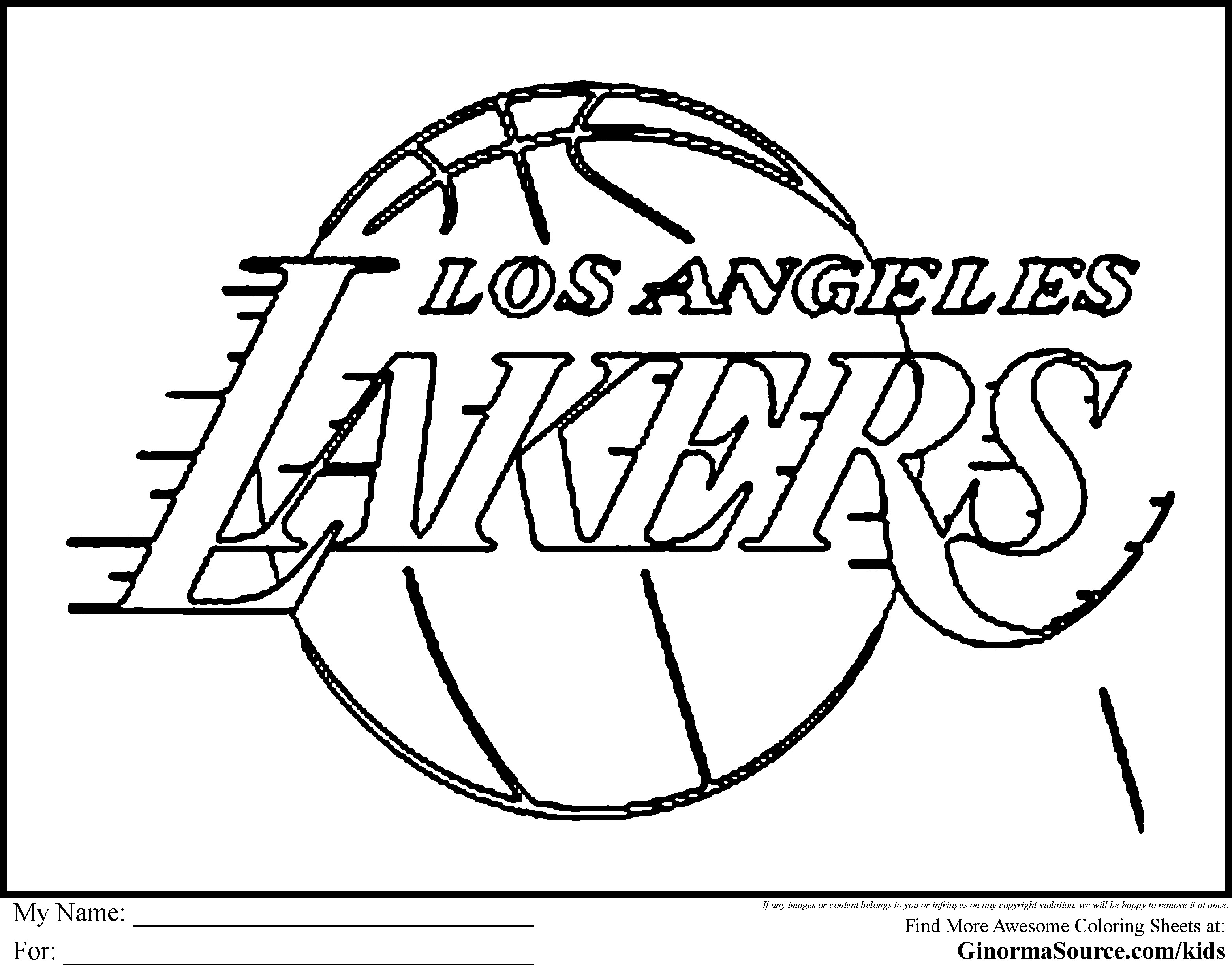 lakers coloring pages la lakers and mickey mouse coloring page coloring home coloring lakers pages