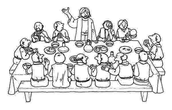 last supper coloring page picture of the last supper coloring page kids play color page last coloring supper