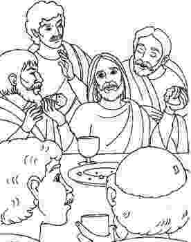 last supper coloring page pin by elizabeth watts on easterpassover pinterest last supper page coloring