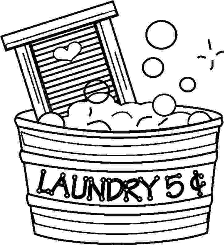 laundry coloring pages laundry drawing at getdrawingscom free for personal use coloring laundry pages