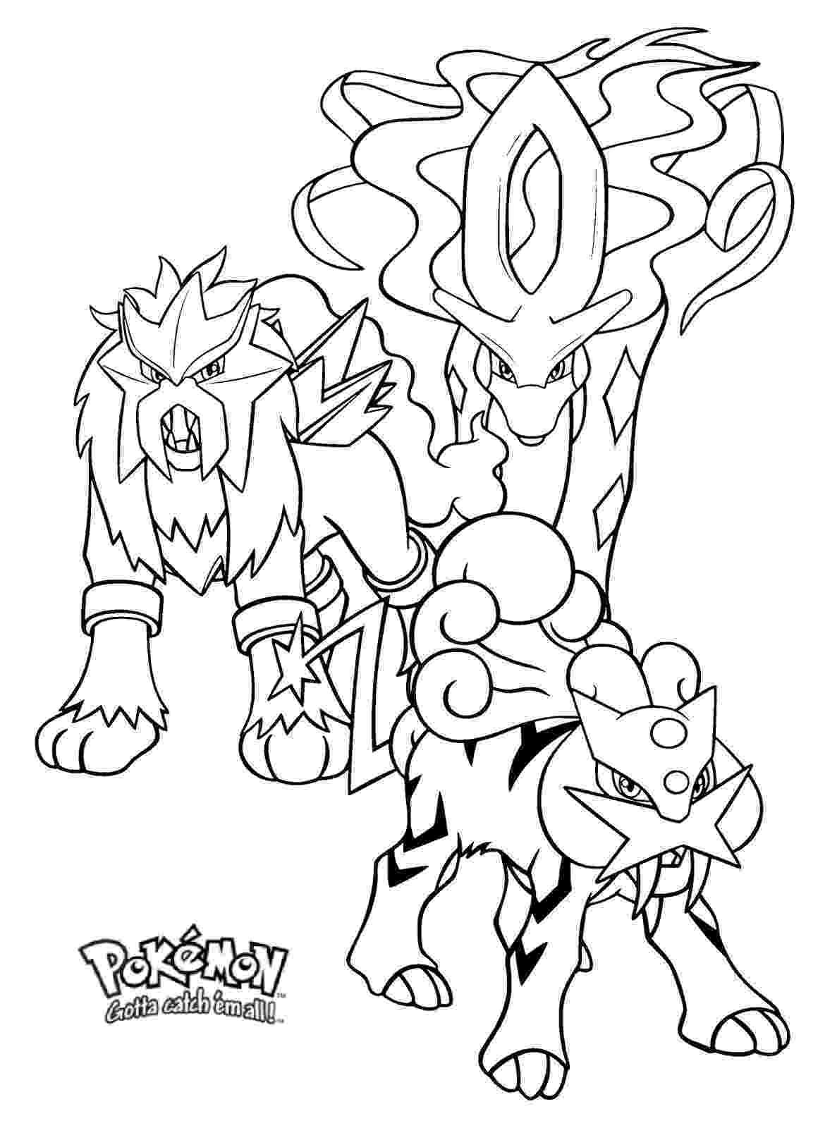 legendary pokemon free legendary pokemon coloring pages for kids pokemon legendary