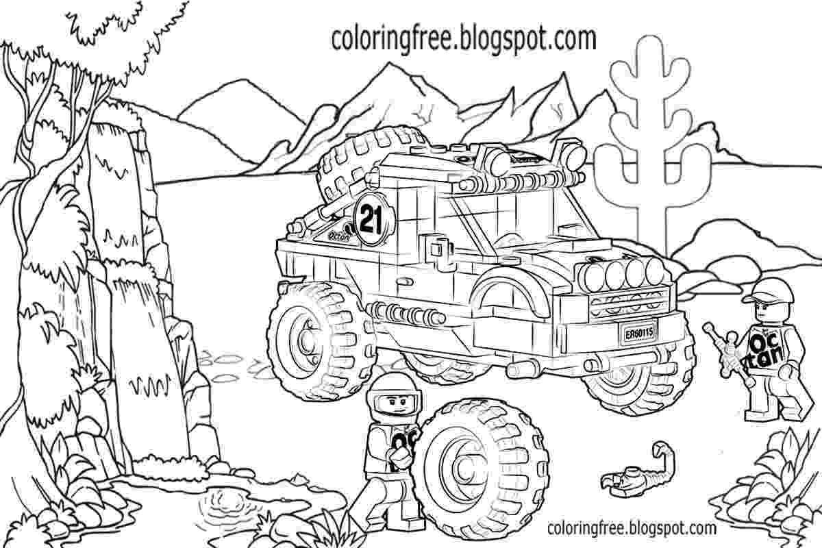 lego cars colouring pages lego old car coloring page for kids printable free lego cars lego pages colouring