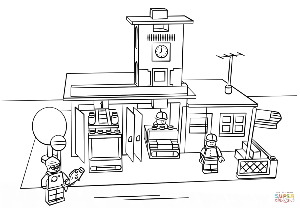 lego city coloring page lego city printable coloring pages coloring home page lego coloring city