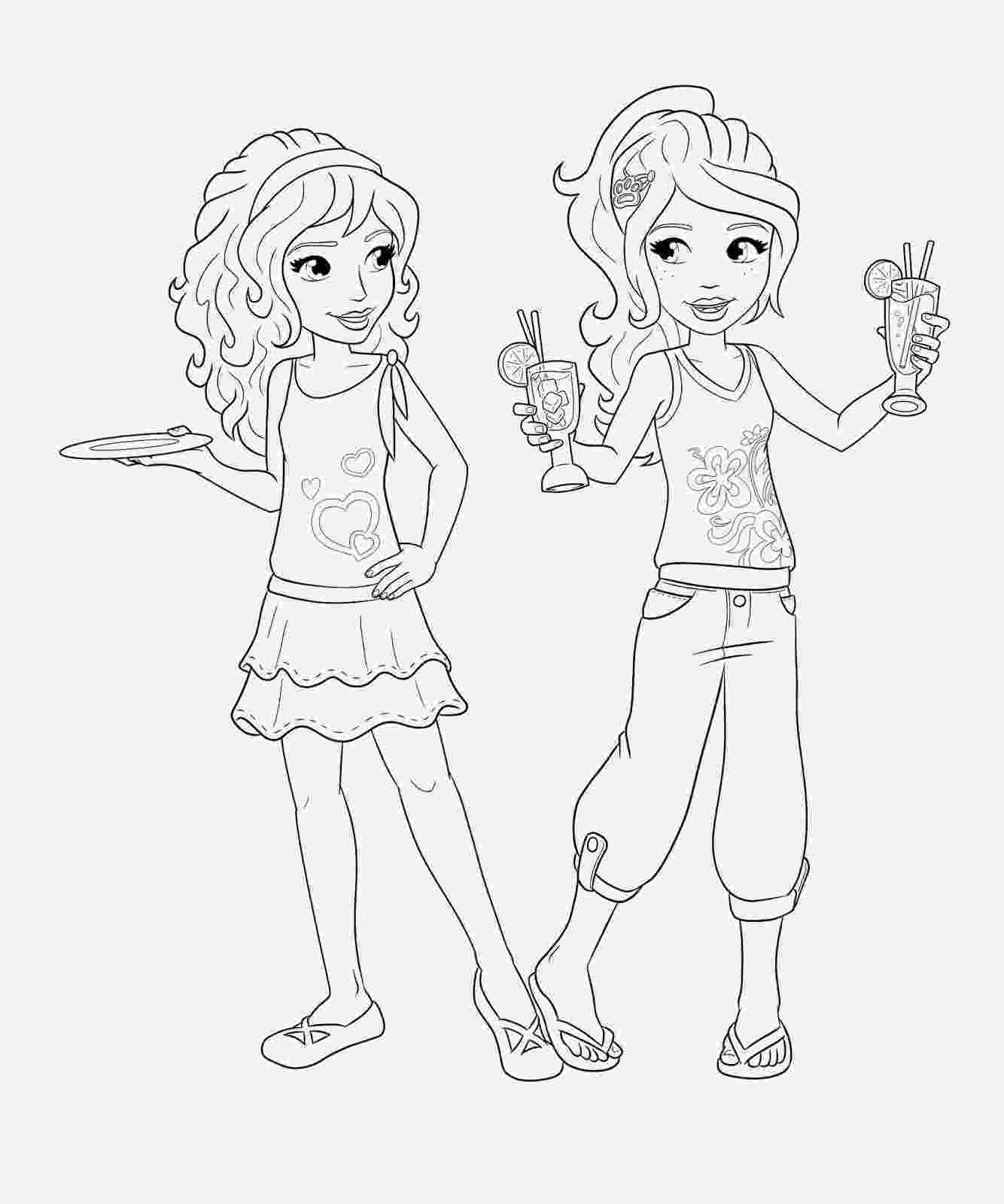lego friends coloring pages lego friends coloring pages getcoloringpagescom lego friends coloring pages