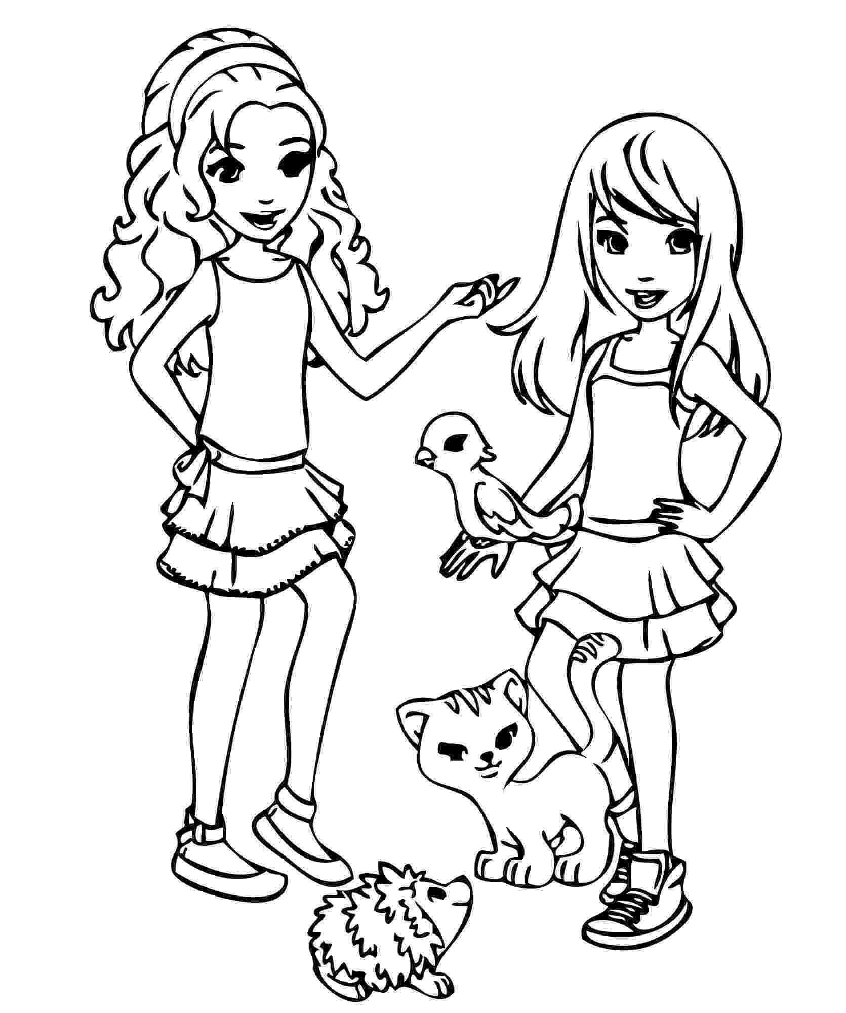 lego friends printable colouring pages lego coloring pages friends google search lego printable lego pages friends colouring