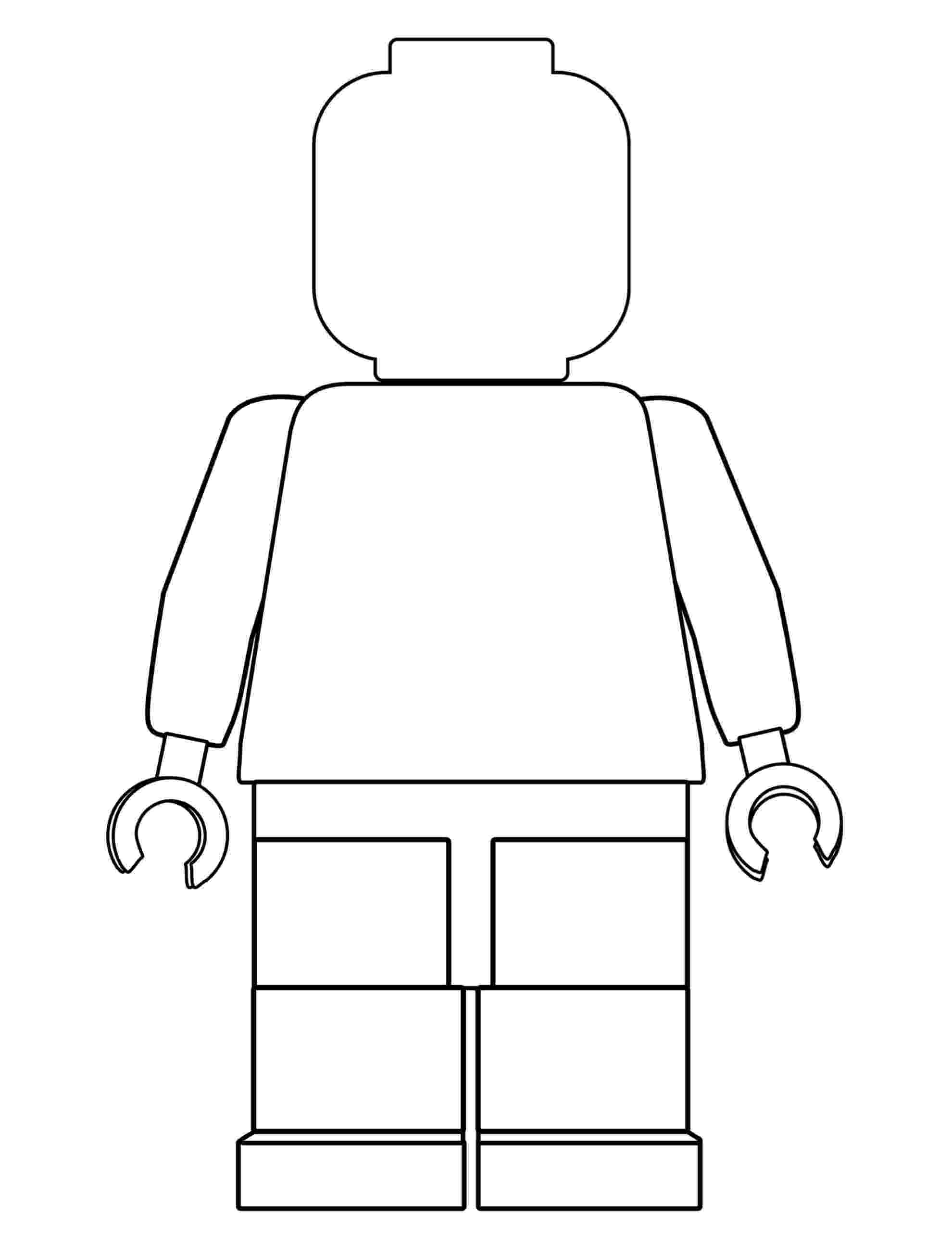 lego man coloring pages color a lego man happily uprooted pages man lego coloring