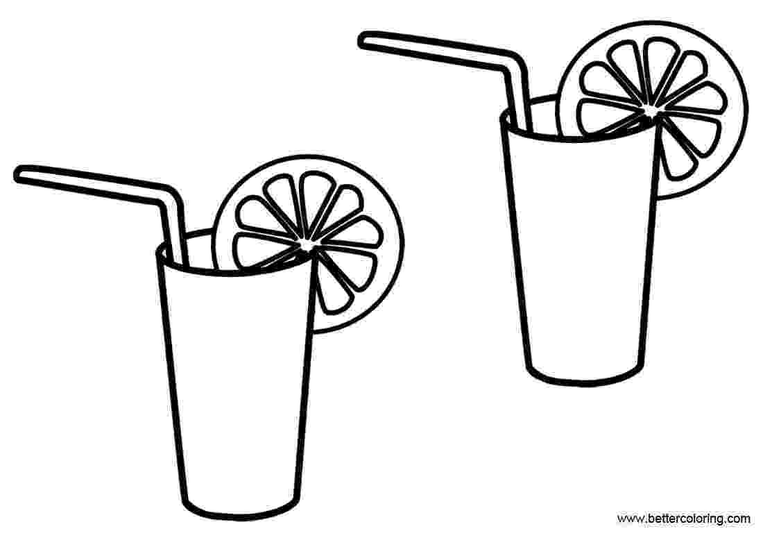 lemonade coloring page 51 best summer coloring pages for kids updated 2018 coloring lemonade page