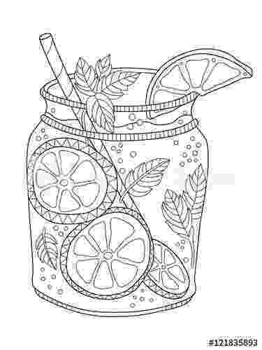 lemonade coloring page lemonade coloring pages page lemonade coloring 1 1