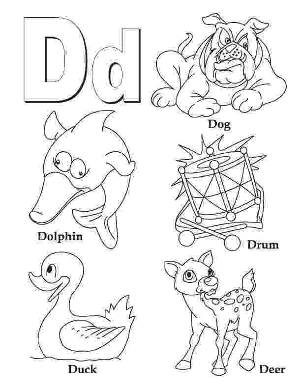 letter d coloring pages for toddlers letter d worksheet preschool at home pinterest letter d toddlers coloring for pages