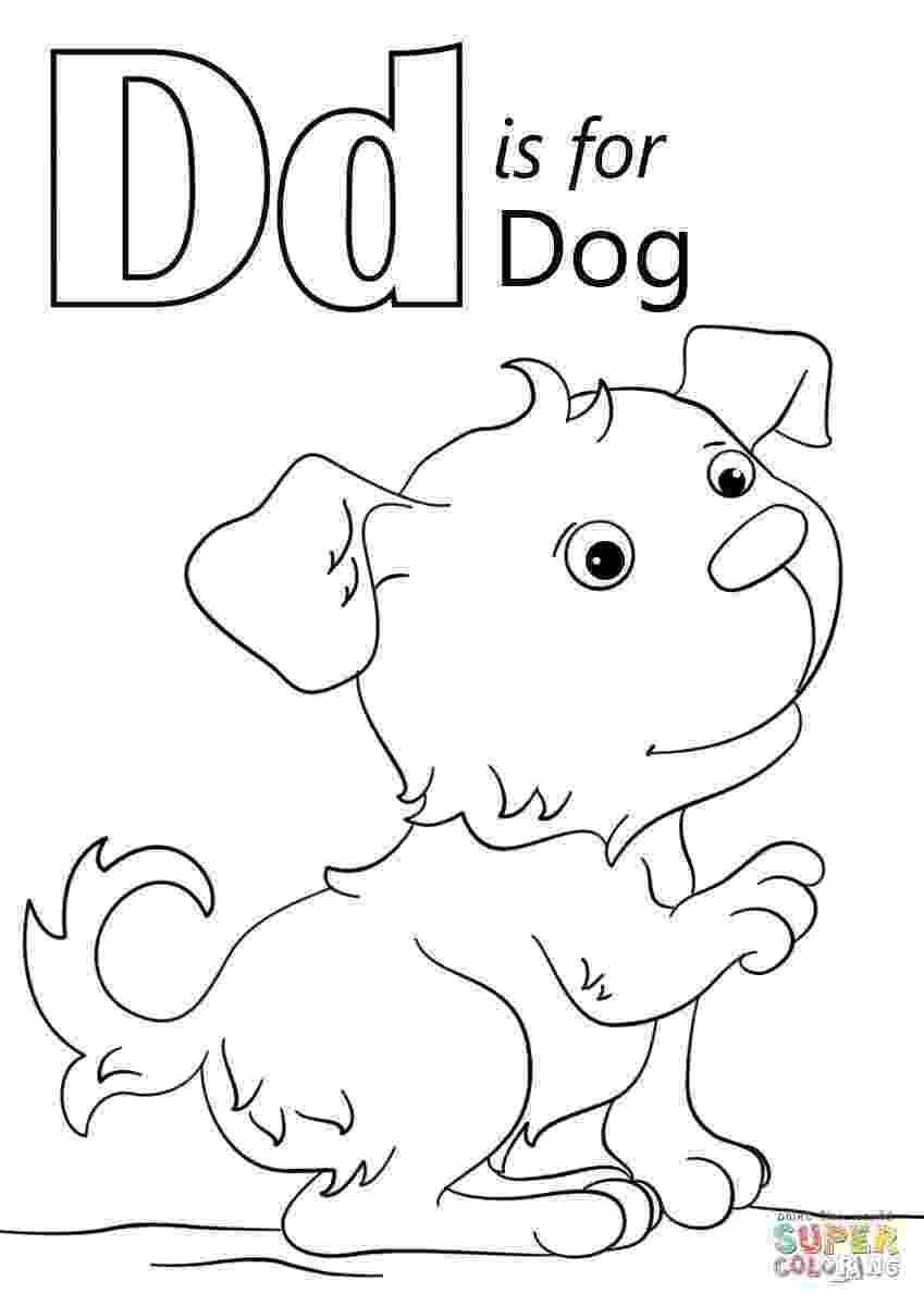 letter d coloring pages for toddlers my a to z coloring book letter d coloring page download for d coloring toddlers letter pages