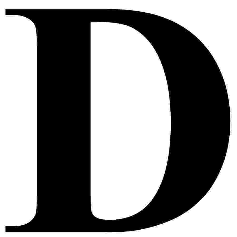 letter d d dr odd letter d