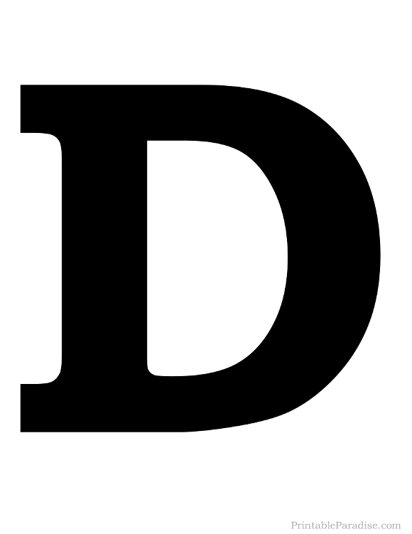 letter d letter d parking spot sign sku k 6283 d letter