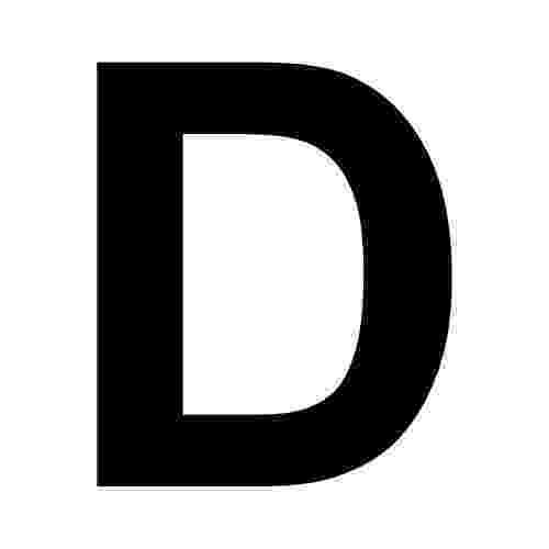 letter d letter dd clipart world of reference letter d