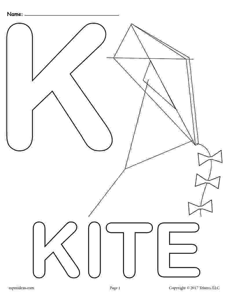 letter k coloring pages letter k coloring page alphabet coloring pages alphabet pages coloring k letter