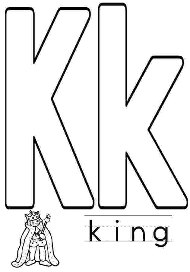 letter k coloring pages letter k coloring page coloring home coloring k pages letter