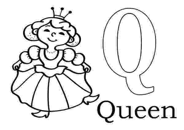 letter q coloring sheet letter q coloring pages download and print for free coloring letter q sheet