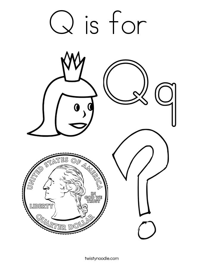 letter q coloring sheet letter q quail craft template sketch coloring page q sheet coloring letter