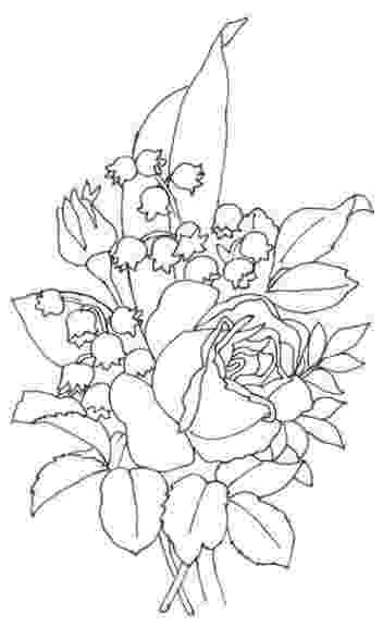 lily of the valley coloring page lily of the valley coloring pages download and print lily lily page valley of coloring the