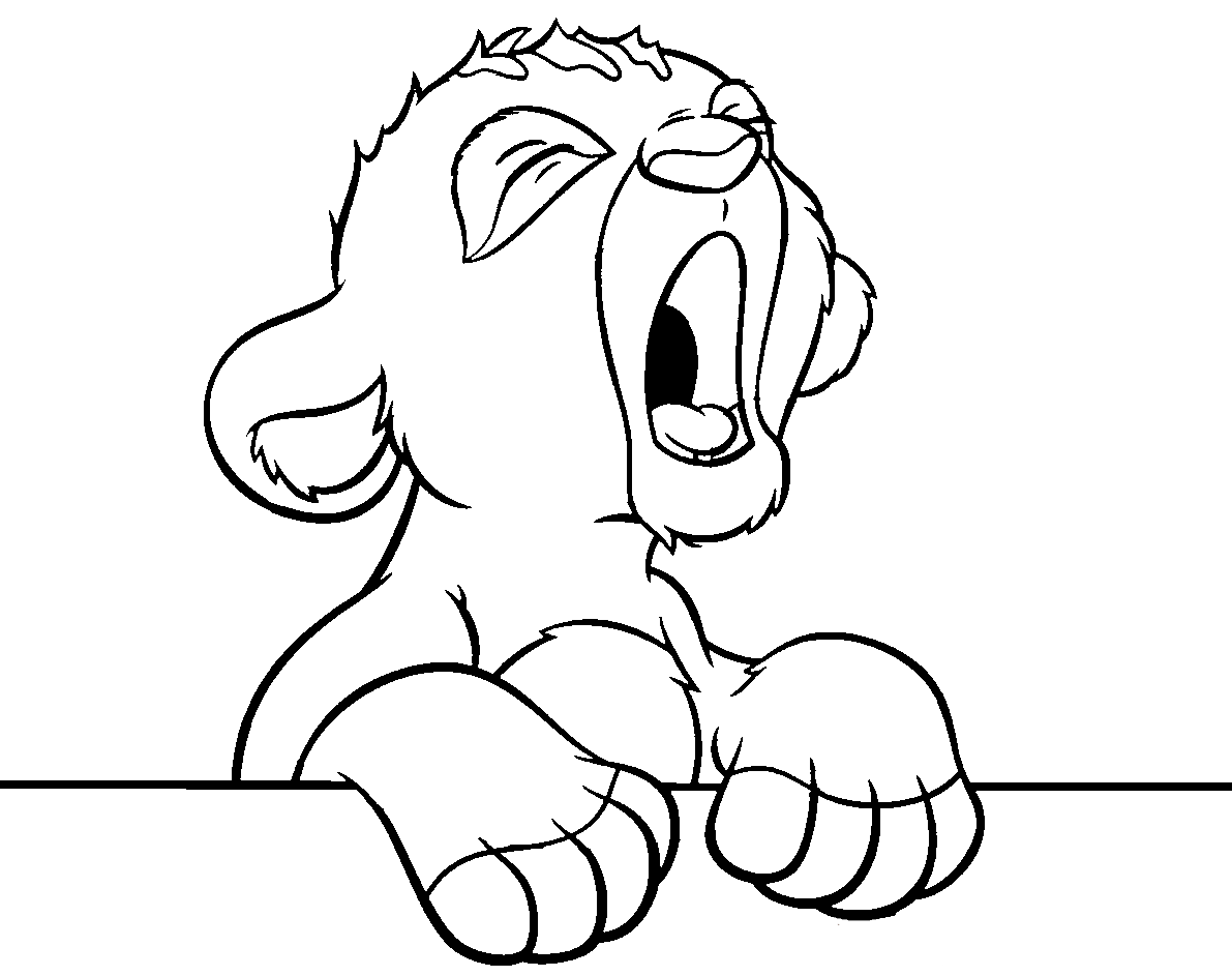 lion cartoon colour drawing free wallpaper disney cartoon the lion lion cartoon
