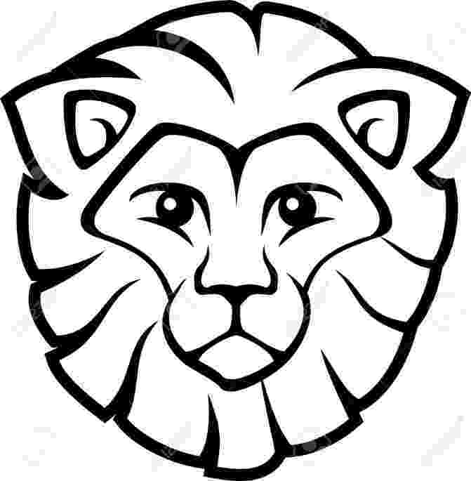 lion cartoon cute cartoon lion coloring page hm coloring pages lion cartoon