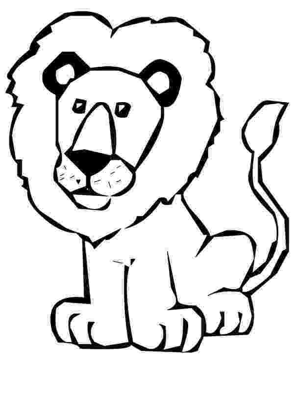 lion cartoon lion clipart for kids free download best lion clipart lion cartoon