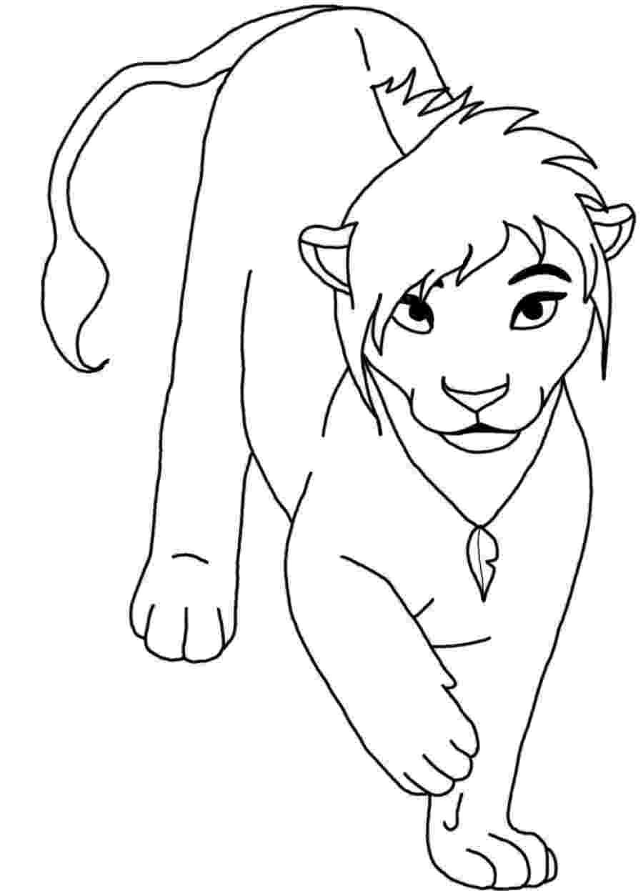 lion coloring sheets lion king coloring pages lion sheets coloring