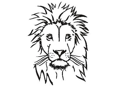lion head coloring page adult lion head coloring pages printable lion coloring page head