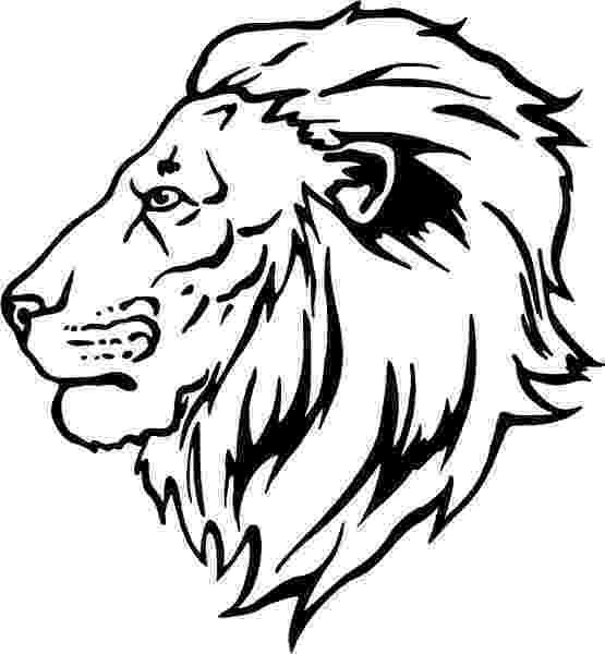lion head coloring page lion face coloring pages getcoloringpagescom page head lion coloring