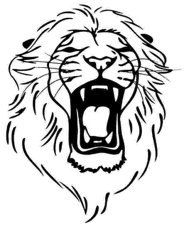 lion head coloring page lion head mandala style lions adult coloring pages lion head page coloring