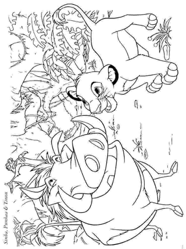 lion king printables lion king coloring pages best coloring pages for kids printables king lion