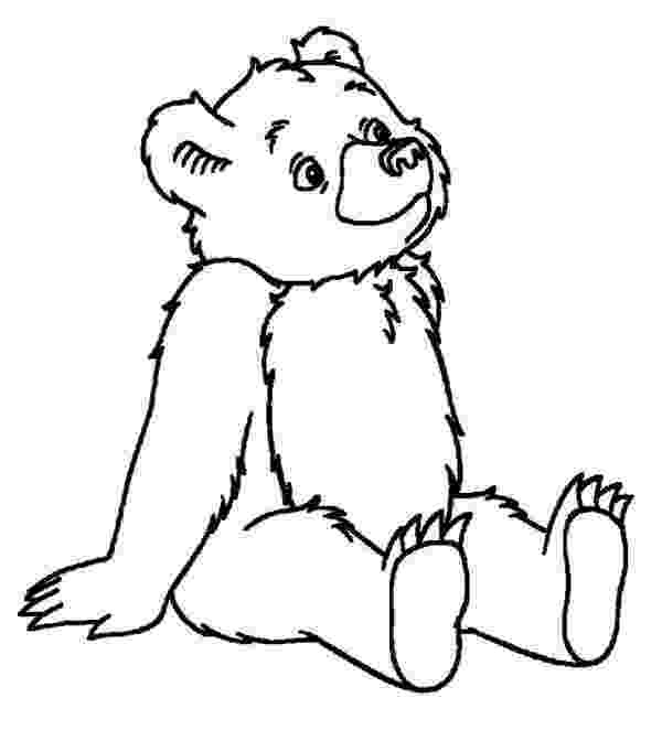 little bear coloring pages little bear film coloring pages coloringpagesabccom bear little coloring pages