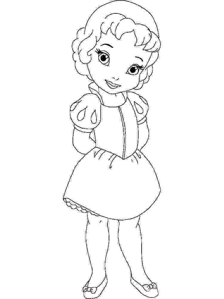 little princess coloring pages disney little princesses coloring pages disneyclipscom little pages coloring princess