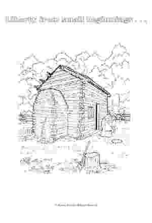 log cabin coloring page log cabin coloring page coloring home log cabin page coloring